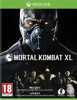 Mortal Kombat XL (Xbox One) xbox-one