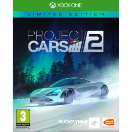 Project Cars 2 Limited Edition (Xbox One) Xbox One