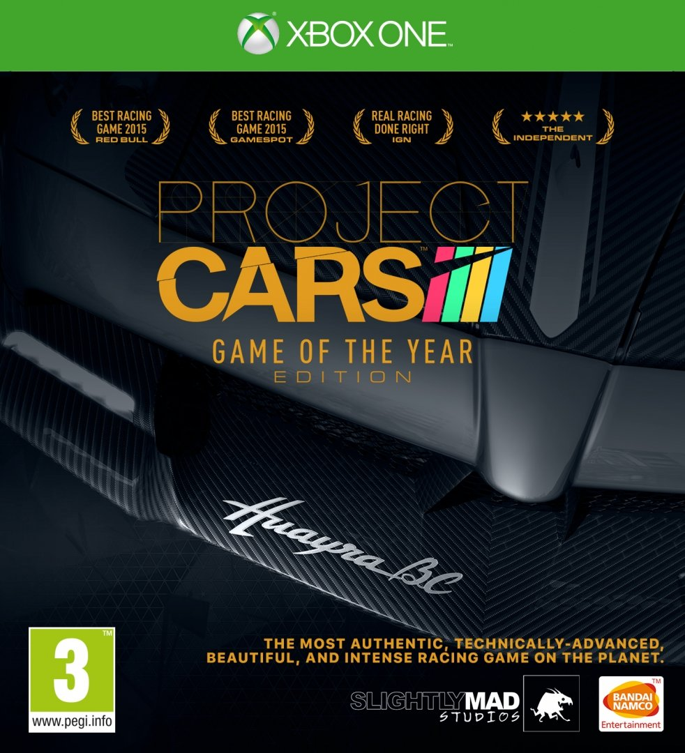 project cars game of the year edition v s rl s. Black Bedroom Furniture Sets. Home Design Ideas