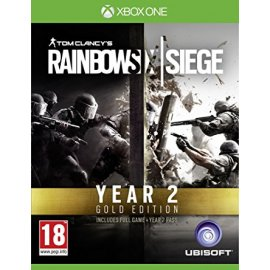 Rainbow Six Siege Year 2 Gold Edition (Xbox One) Xbox One