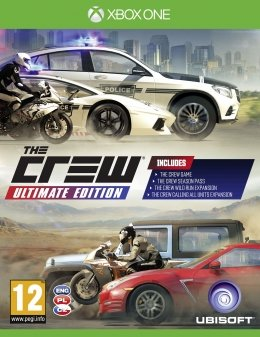 The Crew Ultimate Edition - Xbox One xbox-one