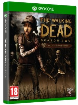 The Walking Dead Season Two xbox-one