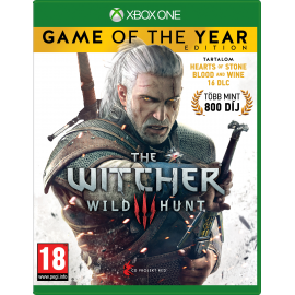 The Witcher III (3): Wild Hunt Game of the Year Edition - Xbox One Xbox One