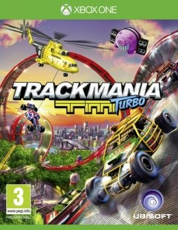 Trackmania: Turbo (Xbox One) xbox-one