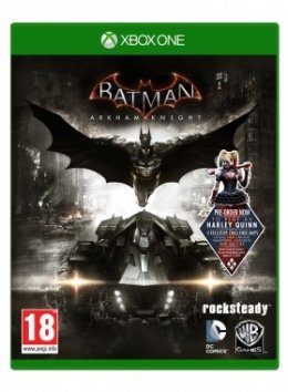 Batman Arkham Knight (Xbox One) xbox-one